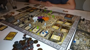 Lords of Waterdeep with expansion